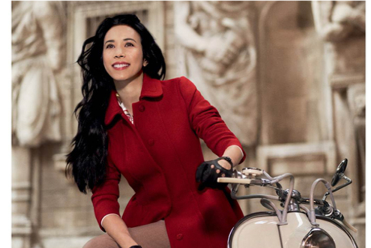 Hong Kong star Karen Mok is Mandarin Oriental's new 'fan'