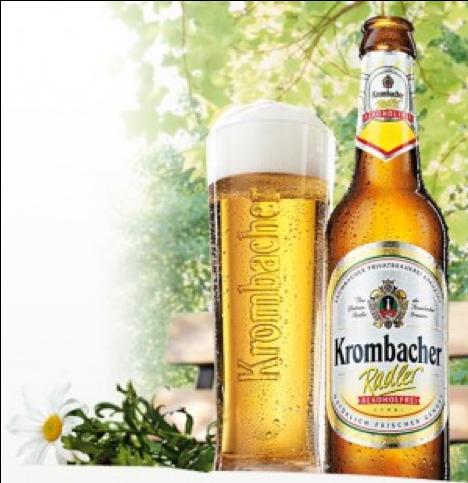 German beer giant Krombacher appoints LONDON Advertising