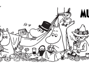 The manufacture and delivery of Moomin products has begun