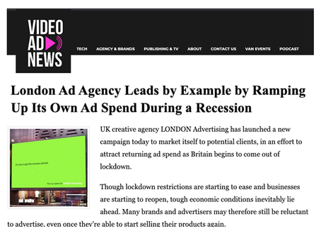 Ramping Up Our Own Ad Spend During a Recession