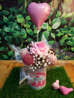 Caneca com Bouquet