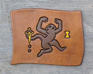 Guybrush Threepwood brown gold $35.jpg