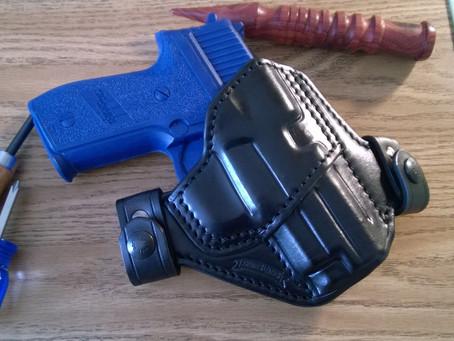 New holster model & New gun mold