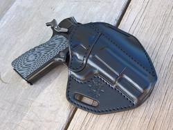 Privateer Leather Highwayman BHP 9