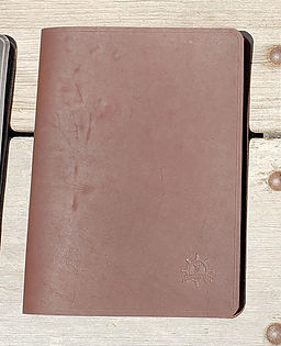 Notebook 29 chocolate brown $40.jpg
