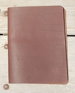Notebook 30 chocolate brown $40.jpg
