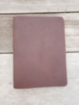 Notebook 20 Chocolate Brown $35.jpg