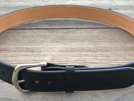 At long last - Belts!