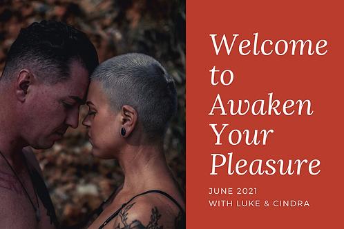 Awaken Your Pleasure  - Group Program