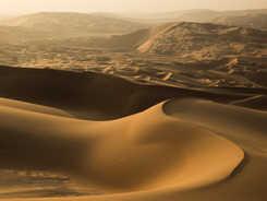 Desert avec un S
