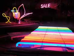 Neon Knight