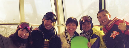 中文學習滑雪詳情 Chinse ski and Snowboard lesson details
