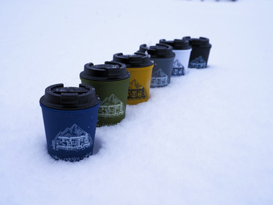 Snow Friends Coffee 咖啡杯