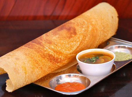 A Beginners' Guide to Dosa