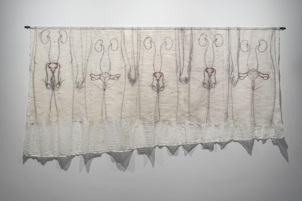 Chiara Valentini, Mano nella mano, 2013