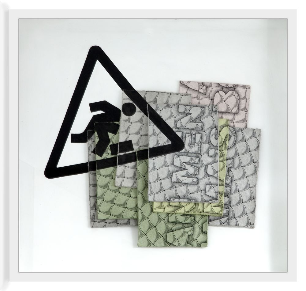 Tripping hazard (italian men are all mama's boys), 2012