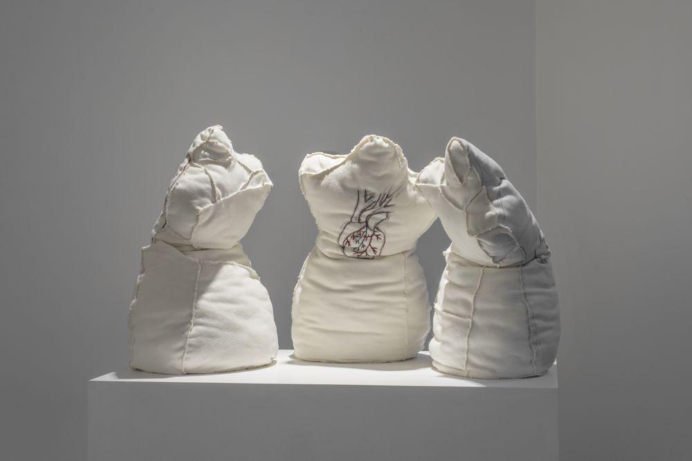 Chiara Valentini, Le tre Grazie, 2013