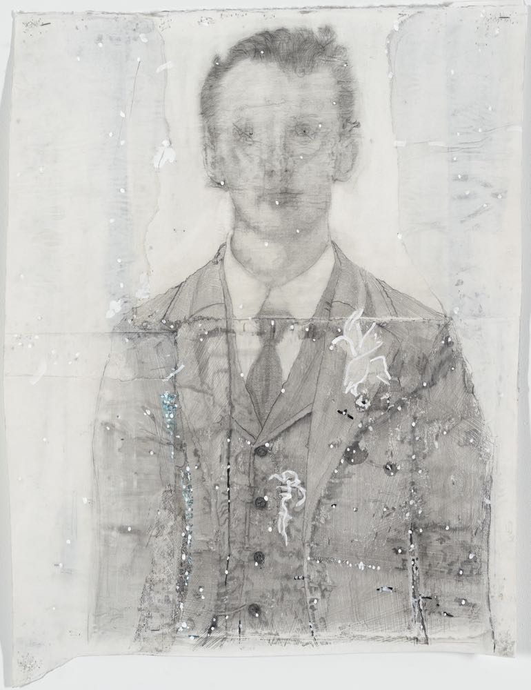 Man in a Suit, 2014