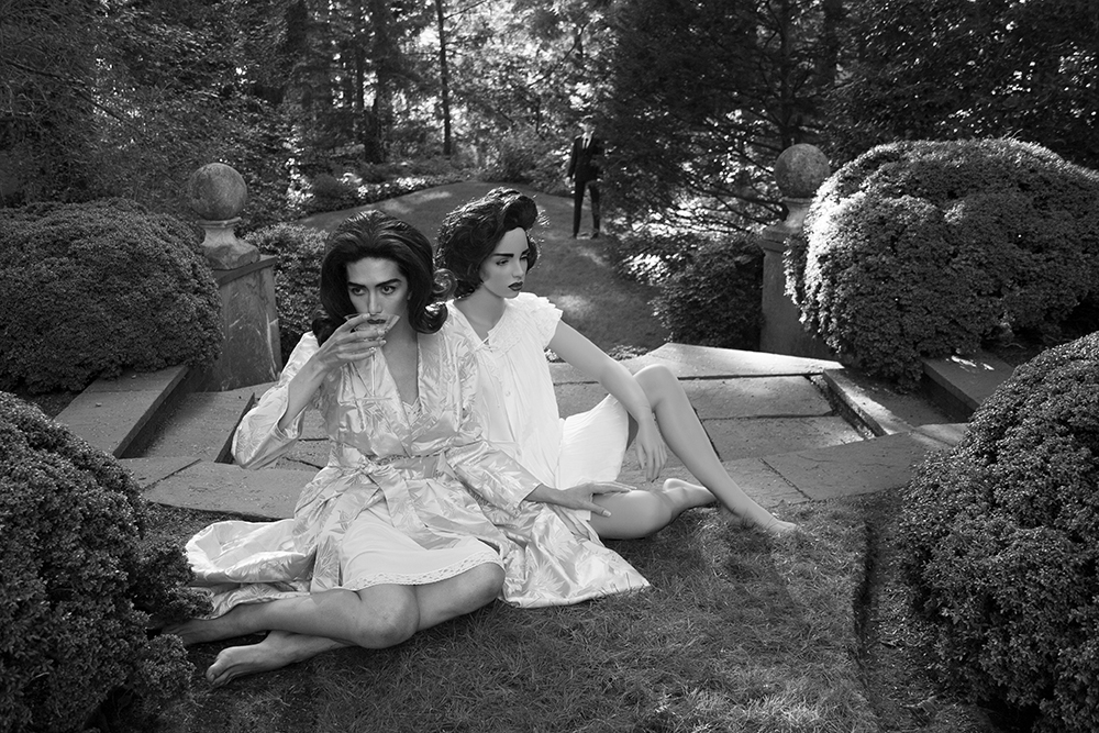 Girl Friends (Rosella & Palma) 6, 2014