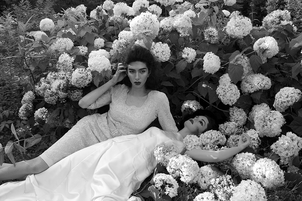 Girl Friends (Rosella & Palma) 1, 2014
