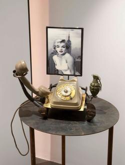 Strumento per parlare con Marilyn, 2012