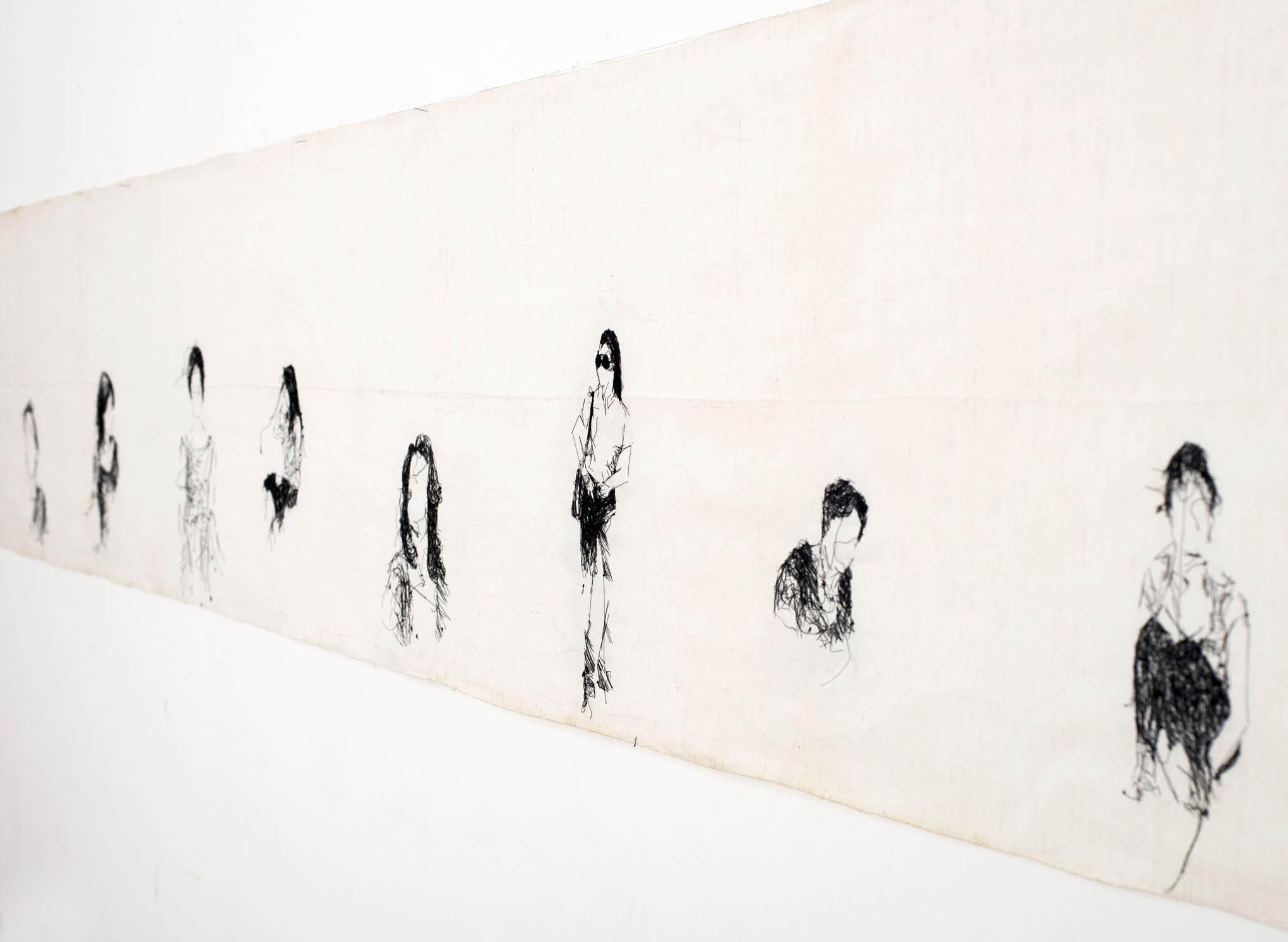 Elena Nonnis, Comparse, 2014