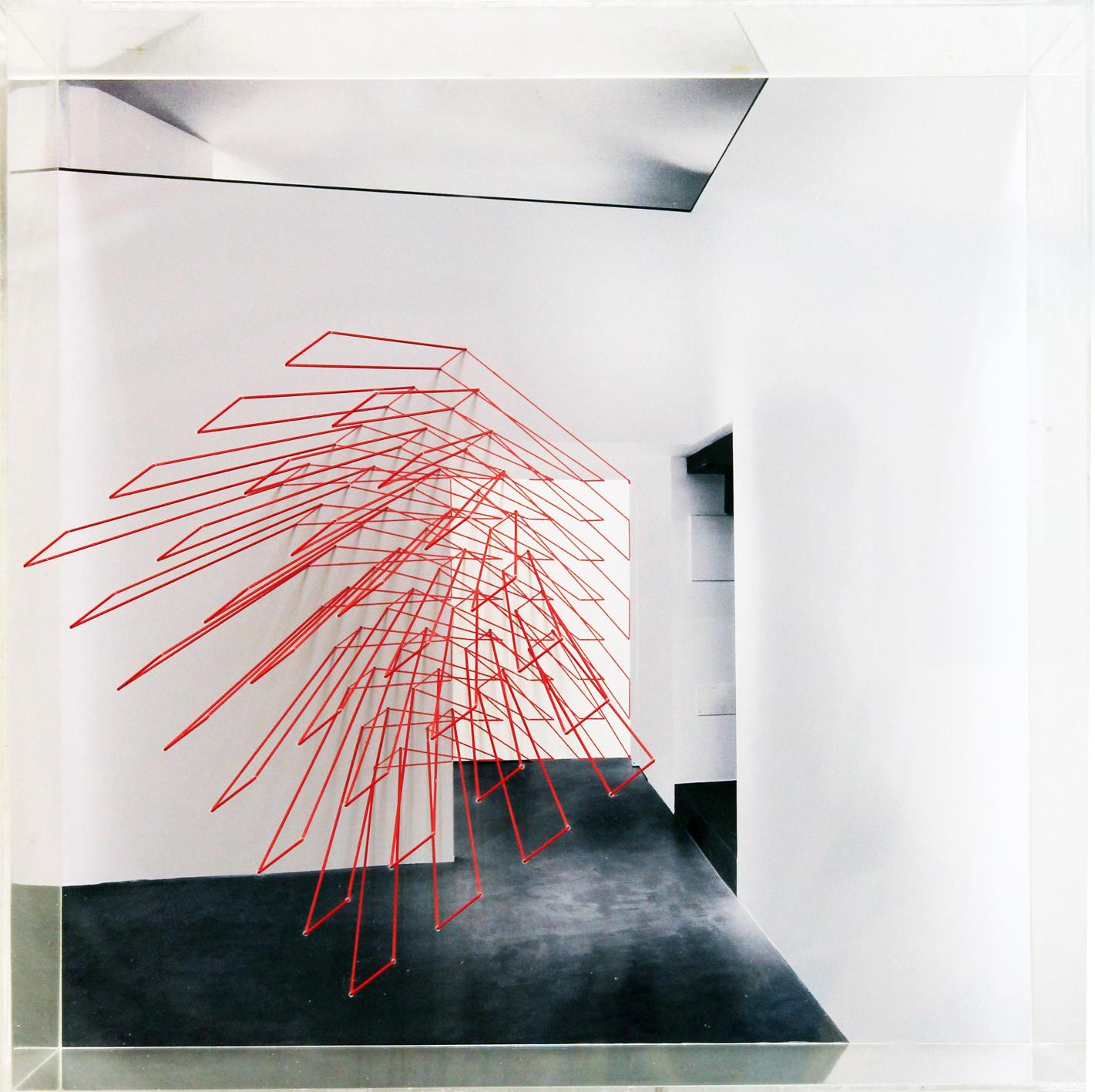 Estrusione rossa, 2014
