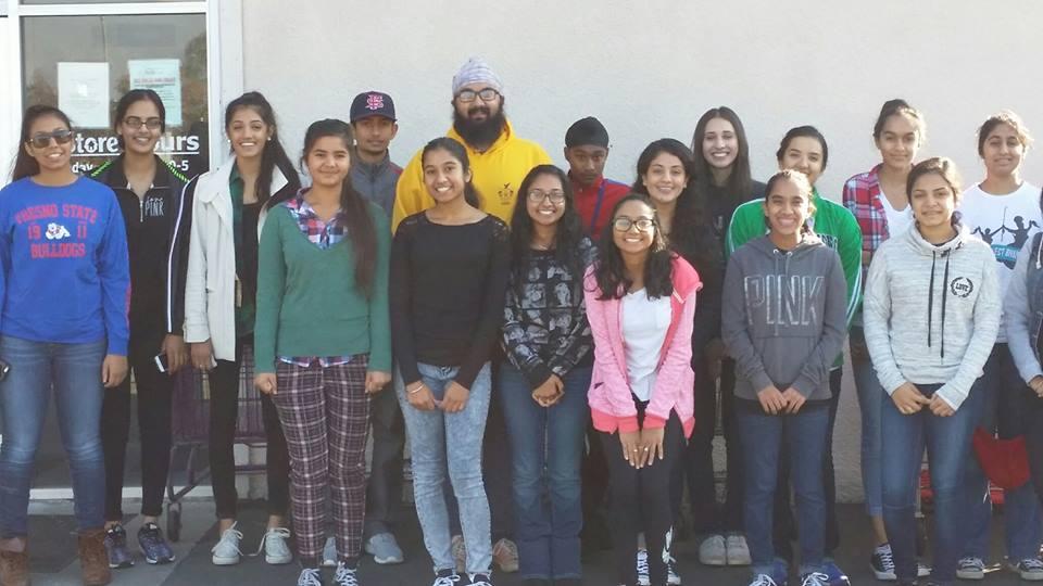Fresno Volunteers