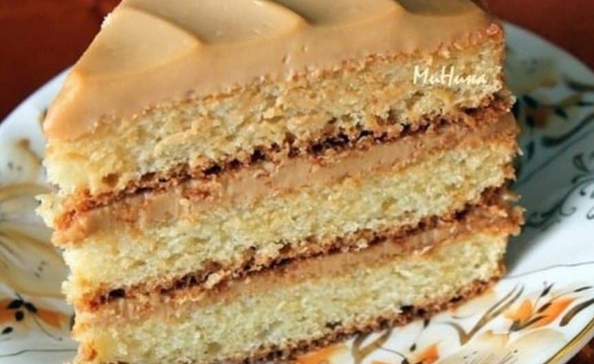 Незрівнянно смачний швидкий тортик