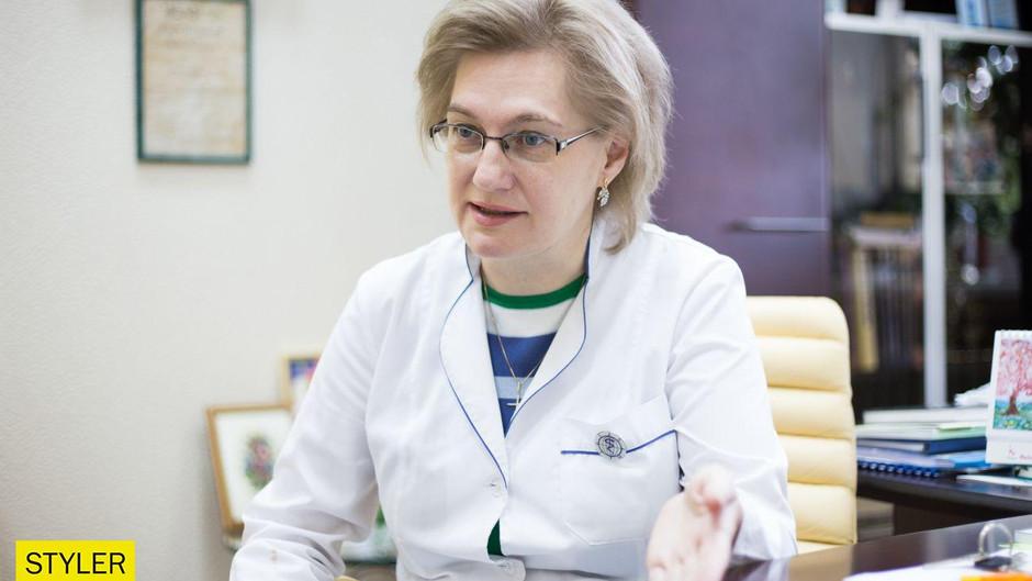 Лікарка Ольга Голубовська розповіла, чи допомагають у разі коронавірусу часник, цибуля та алкоголь