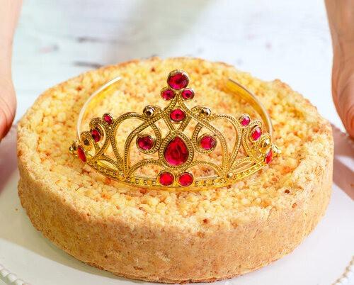 """Сирний пиріг """"Королівська ватрушка"""""""