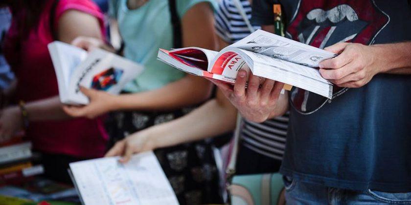 Книжковий фестиваль Одеса