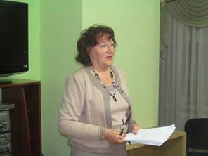 В Сумах відбувся поетичний вечір письменниці Надії Фурзенко