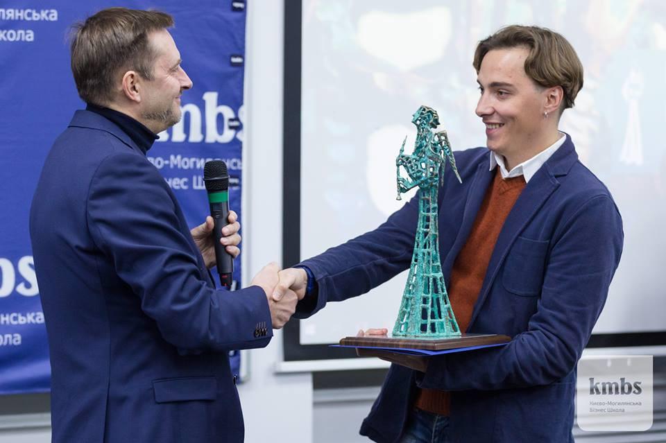 письменник премія Юрія Шевельова