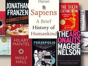 The Guardian назвало 100 кращих книг XXI століття