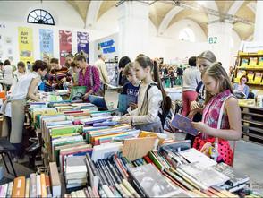 Книжковий Арсенал-2019 відвідали майже 57 тисяч людей