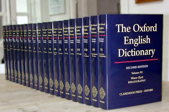 Оксфордський словник слово року