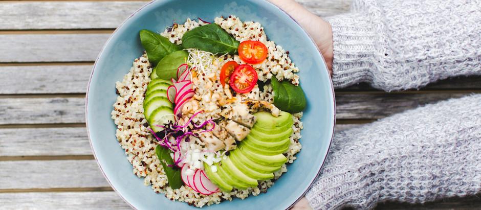 З чого почати правильне харчування: поради, меню на день