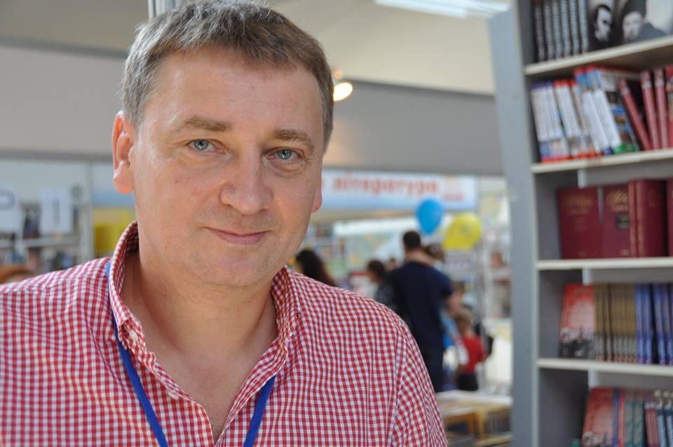 письменник премія Євген Положій