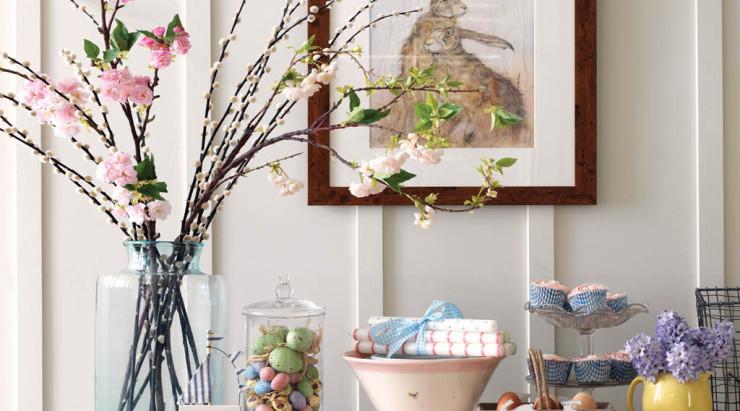Прикрашаємо дім до Великодня: ідеї для декору