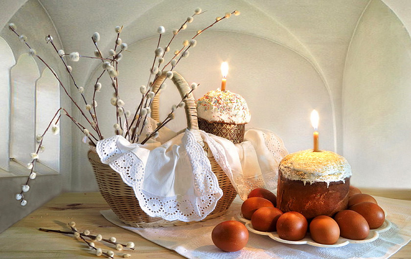 Великдень — народні звичаї, традиції за Василем Скуратівським