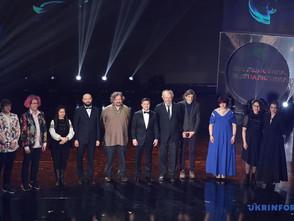 У Києві нагородили переможців Шевченківської премії