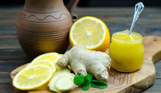 Імбир з лимоном і медом - рецепт здоров'я
