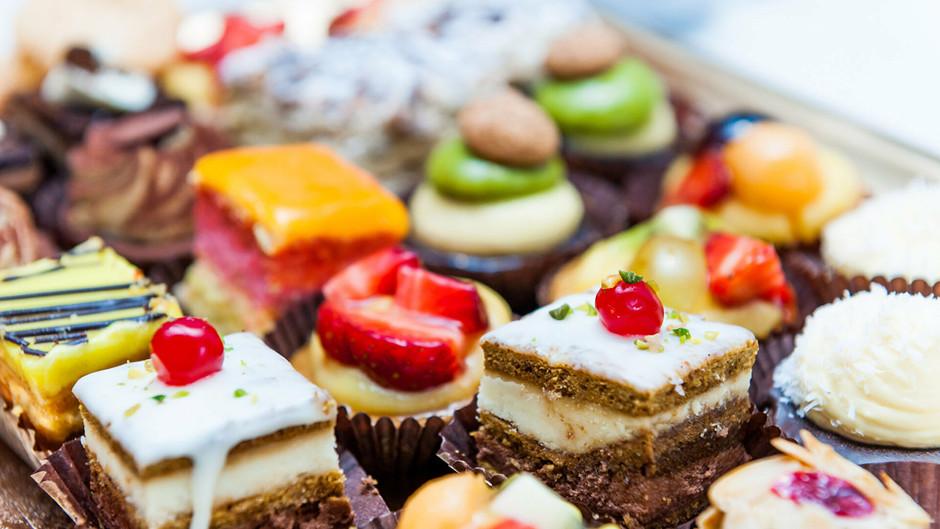 Кілька корисних властивостей солодощів