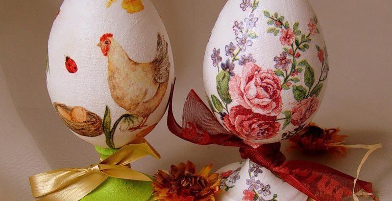 10 незвичних способів пофарбувати яйця до Великодня