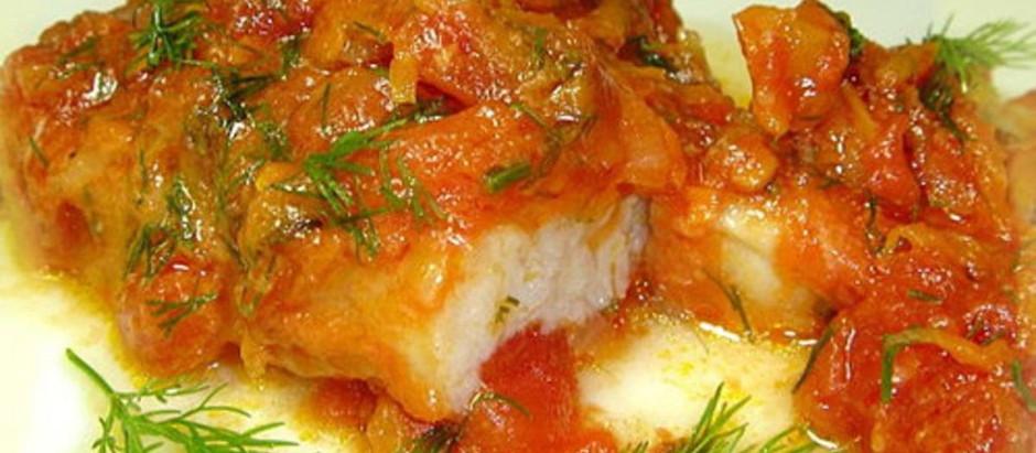 Риба по-грецьки