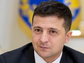Президент Зеленський порадив читати під час карантину Поланіка й Забужко