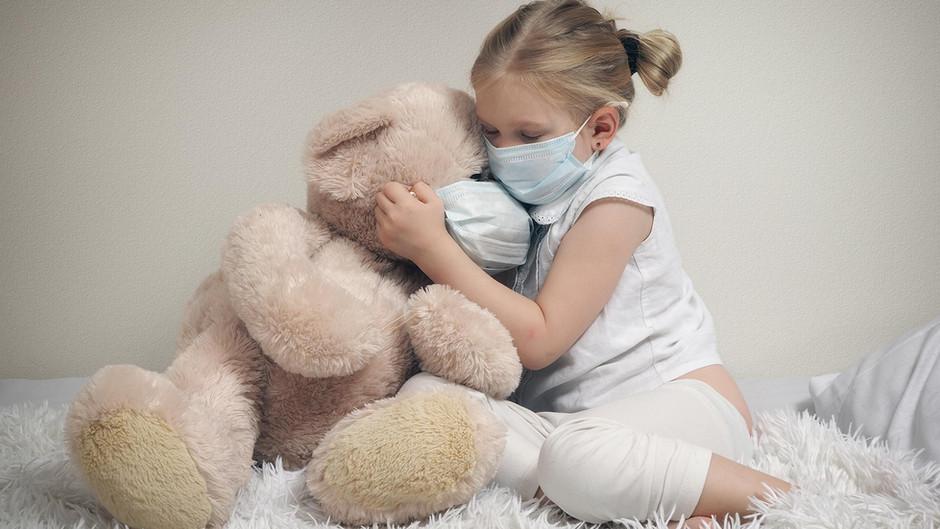 Вчені з Китаю визначили симптоми коронавірусної інфекції у дітей