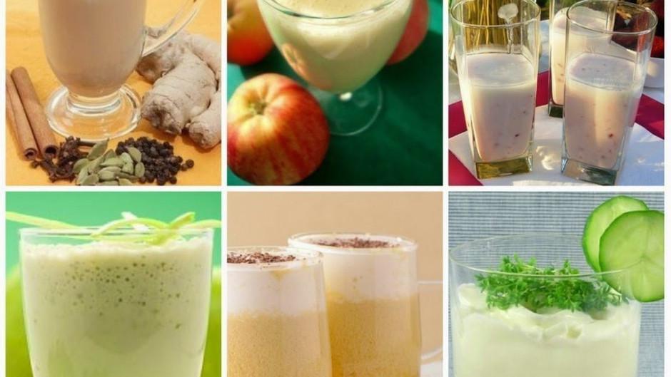 Кращі кефірні коктейлі для поліпшення обміну речовин і зміцнення імунітету