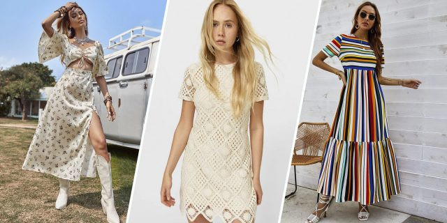 Трендові сукні літа 2021